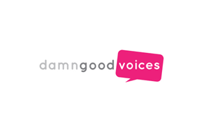 Logo Design by is0flat - Logo Design Project - Damn Good Voices
