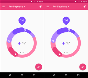 App Design by Rafael Marcon - Android App's Dashboard Redesign