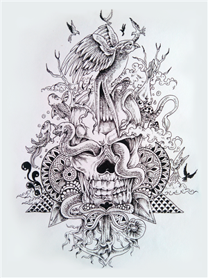 Tattoo Design Custom Tattoo Design Service