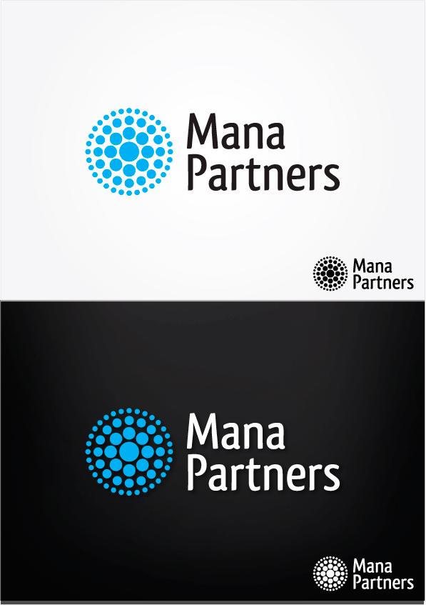 Logo Design by PC Design for Mana Partners - Design #6503