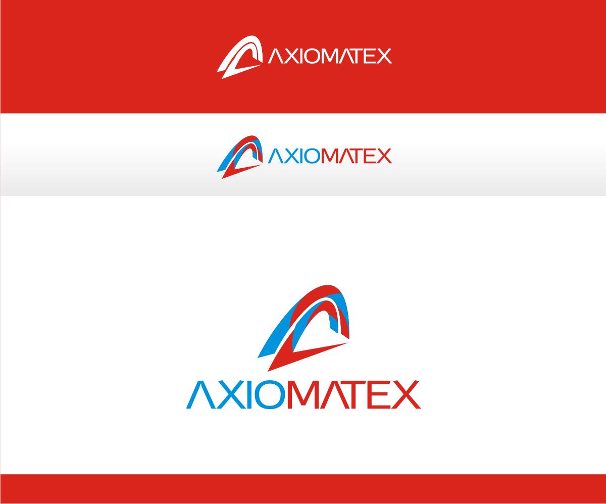 It company design de logo for axiomatek by r i d design for D for design