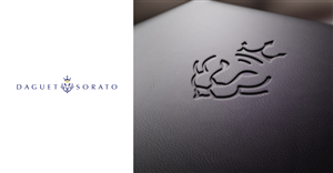 Logo Design by ironmaiden - Corporate Identity of DaguetSorato