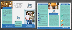 Brochure Design by Smart - Brochure for handout and mailing