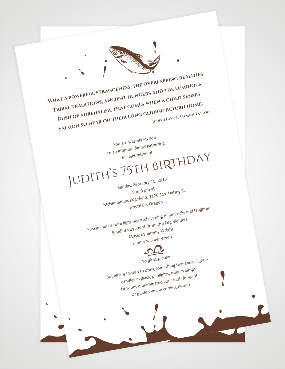 Event Invitation Design For A Company By Lovepreet Graphic
