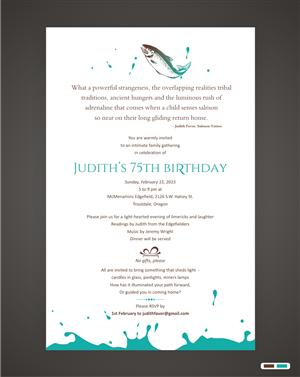 Birthday invitation design arabic text 1000s of birthday invitation design by lovepreet graphic designer stopboris Choice Image