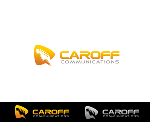 Logo Design by Pangestu - Caroff Communications Logo Design