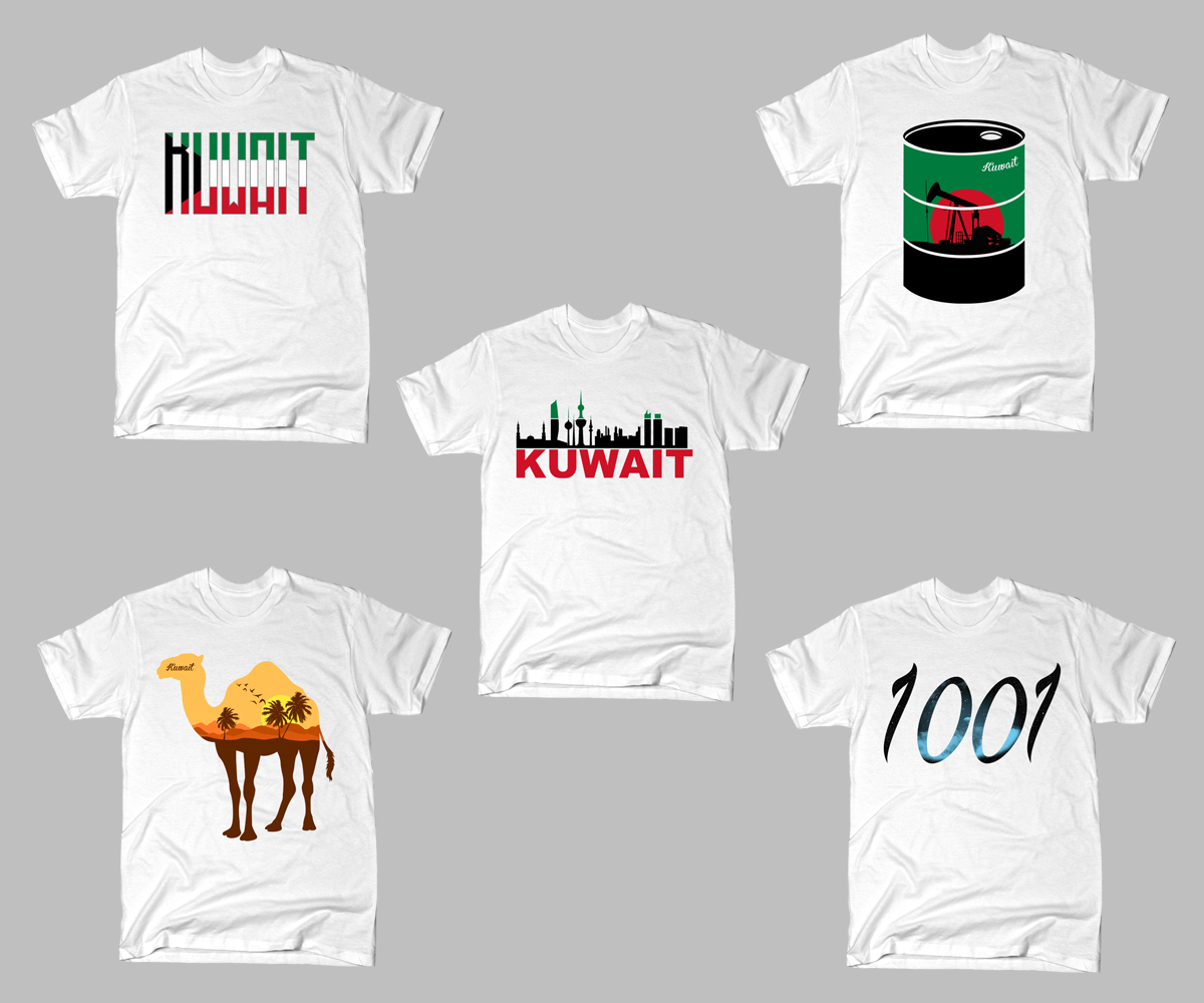 Personable, Conservative, Printing T-shirt Design for a