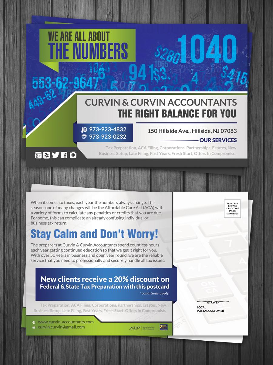 Business Postcard Designs