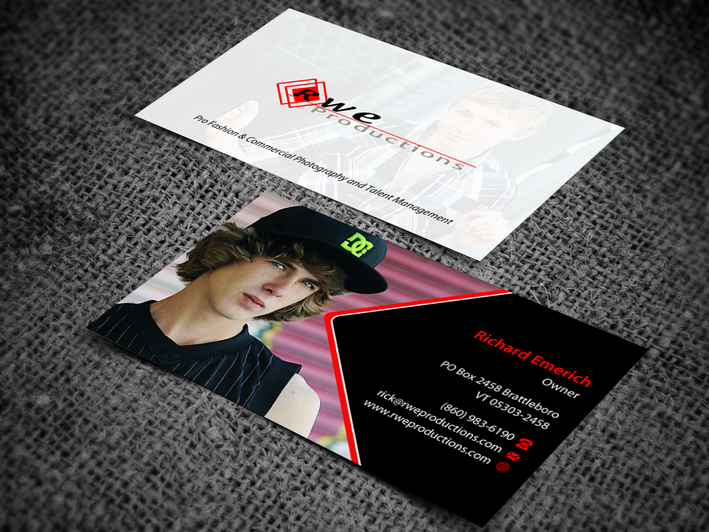 Small Business Business Card Design for a Company by pixelfountain ...