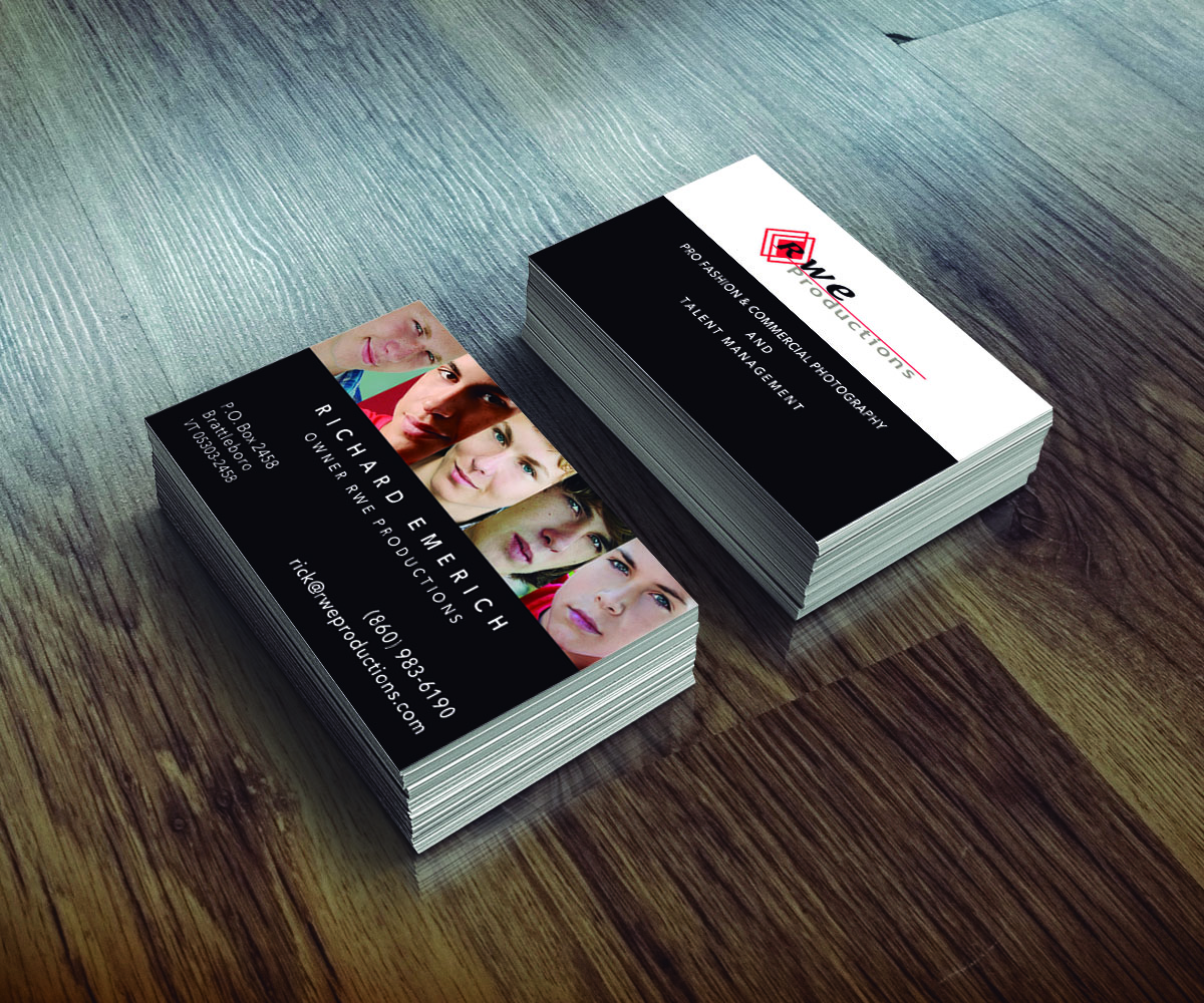 Small Business Business Card Design for a Company by Rocio Martin ...