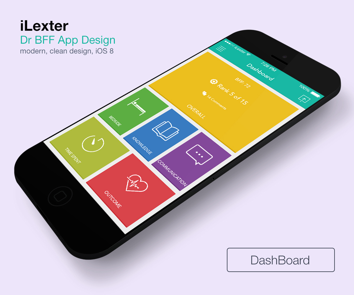 app design by ilexter