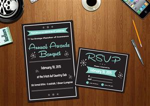 Invitation Design by Laurence N. Corpuz