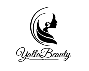 Logo Design 1434292 Submitted To YallaBeauty