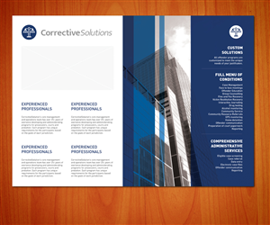 Brochure Design by tapstudio