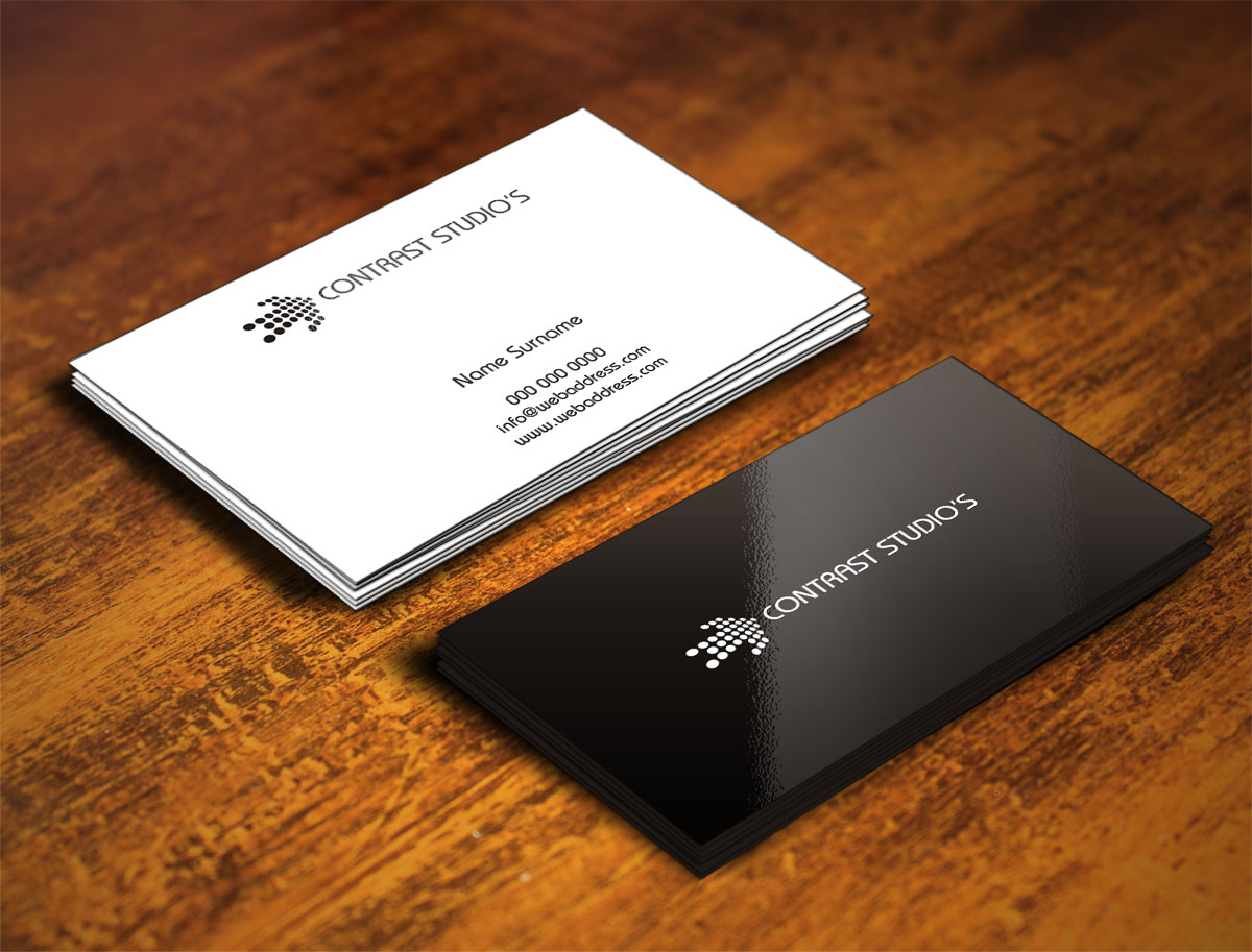 Business Business Card Design for a Company by Poonam Gupta | Design ...