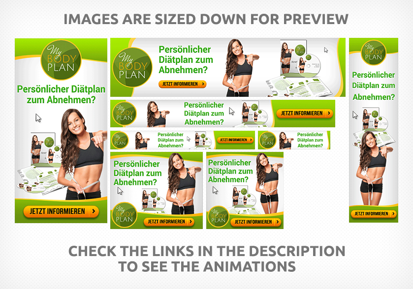 Weight Banner Ad Design For A Company By Levardos Design 5090562