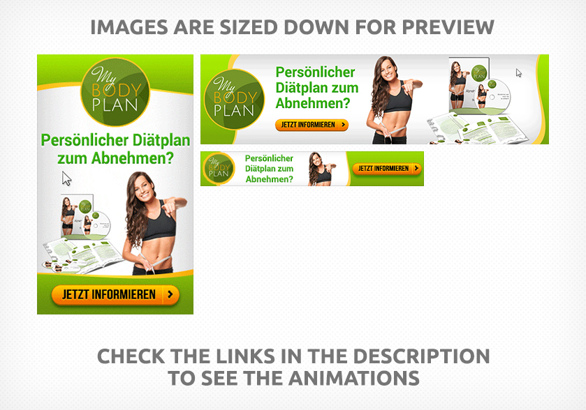 Weight Banner Ad Design For A Company By Levardos Design 5094329