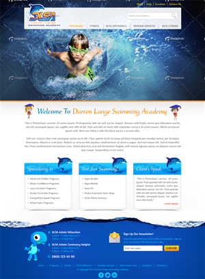 Marketing Web Page Design 1430641