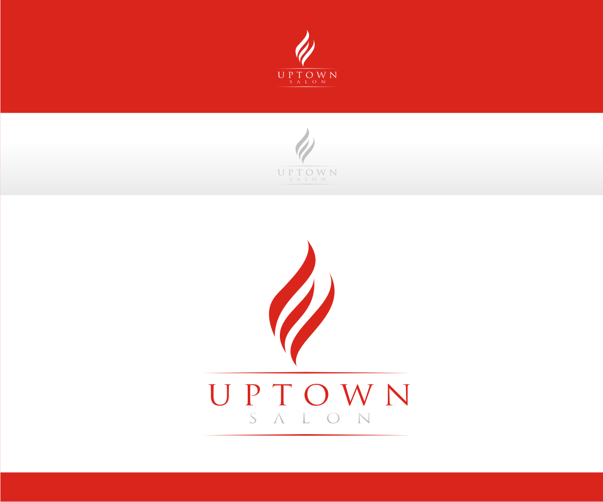 Salon logo design for uptown salon by r i d design 5061971 for D for design