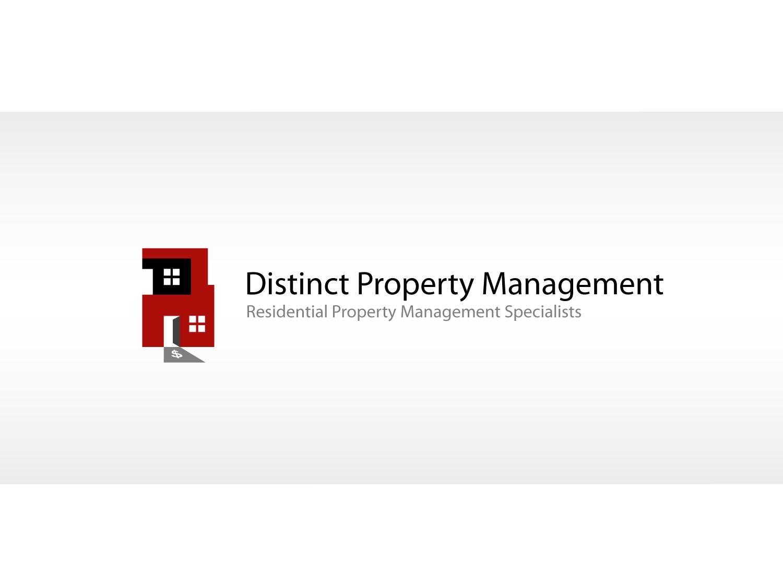 Playful modern residential logo design for distinct
