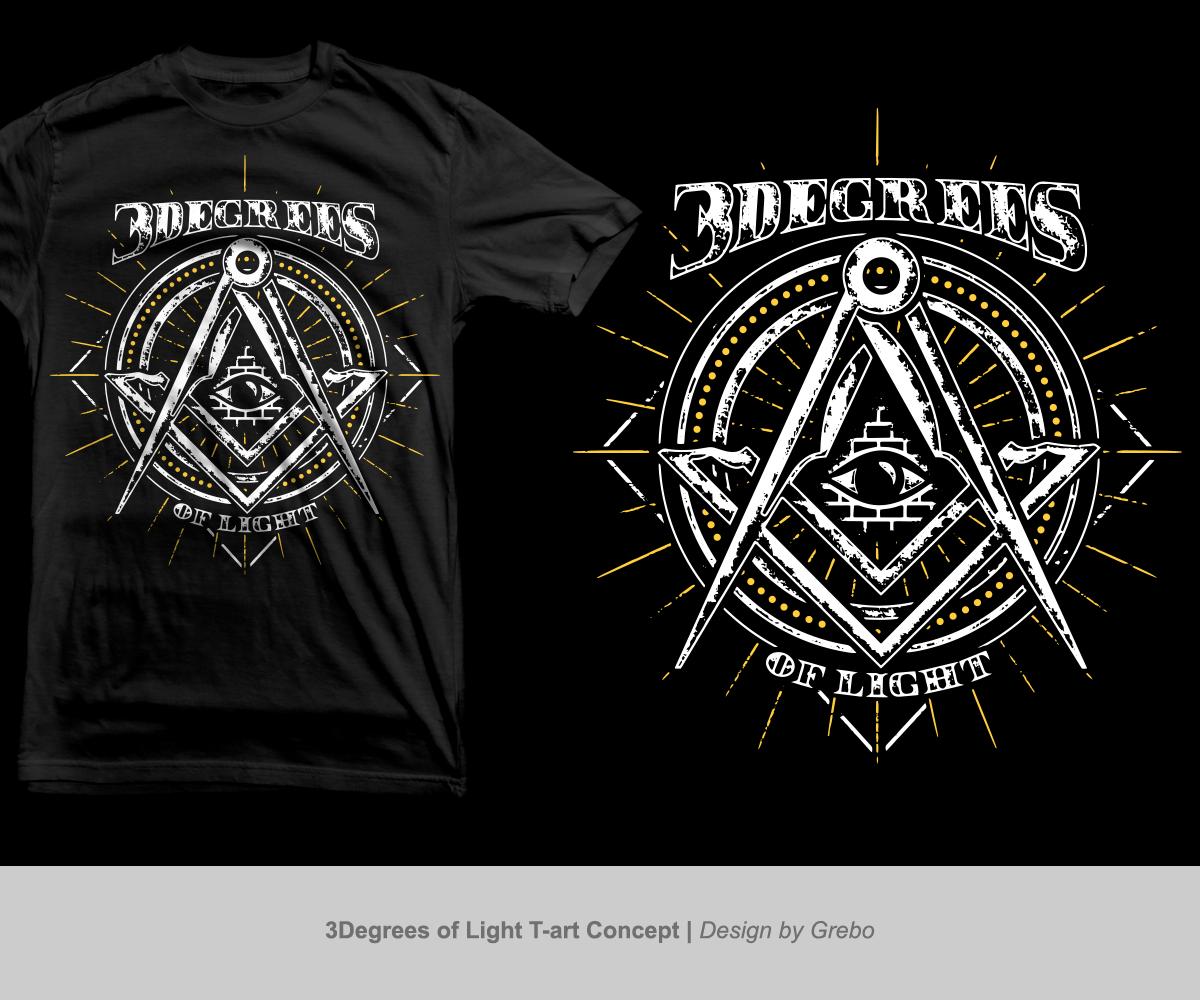 T shirt design for bigvision by grebo design 5113697 Design t shirt australia