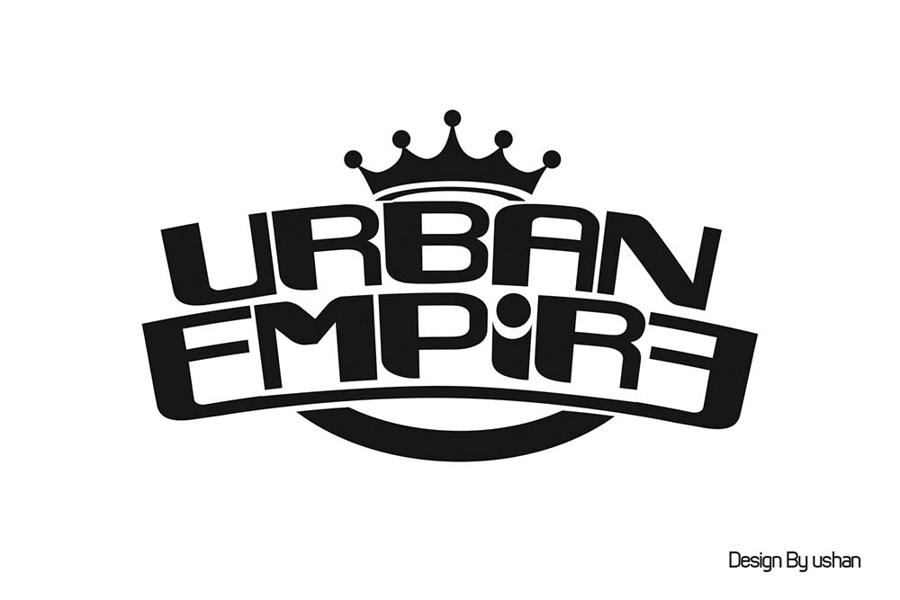 the gallery for gt urban clothing logo design