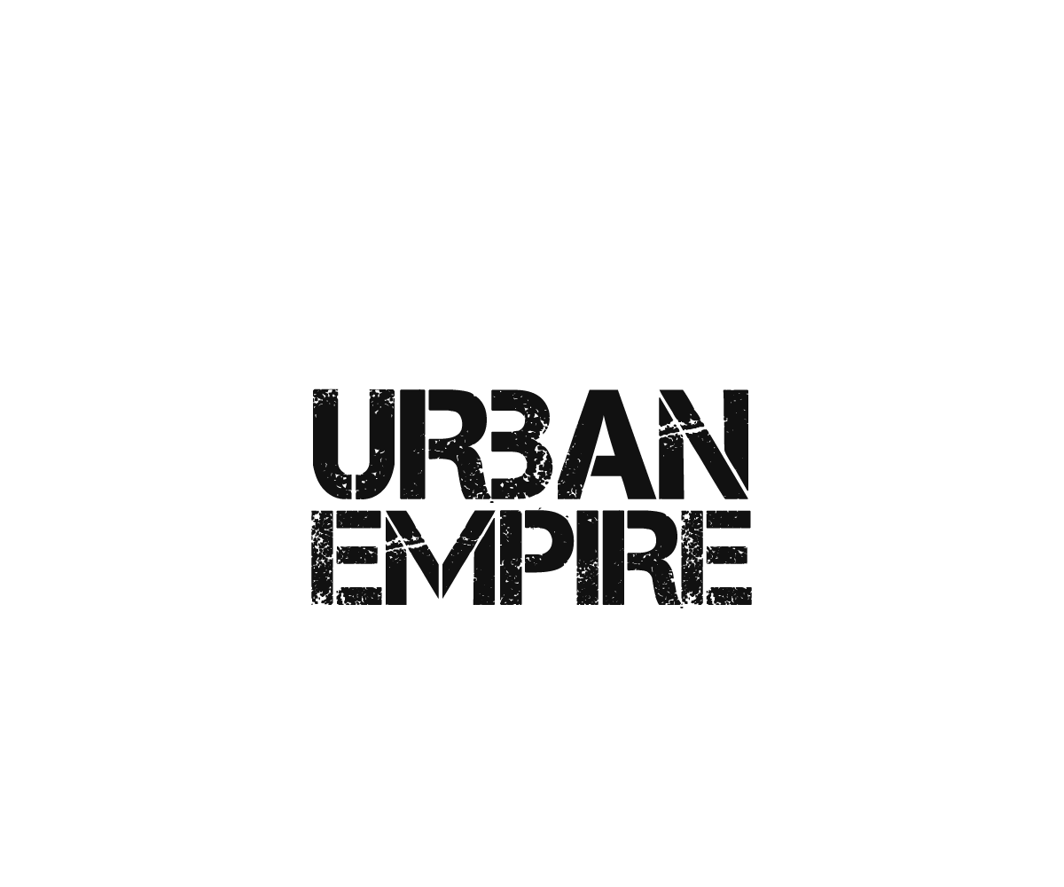 clothing logo design for urban empire by shank design