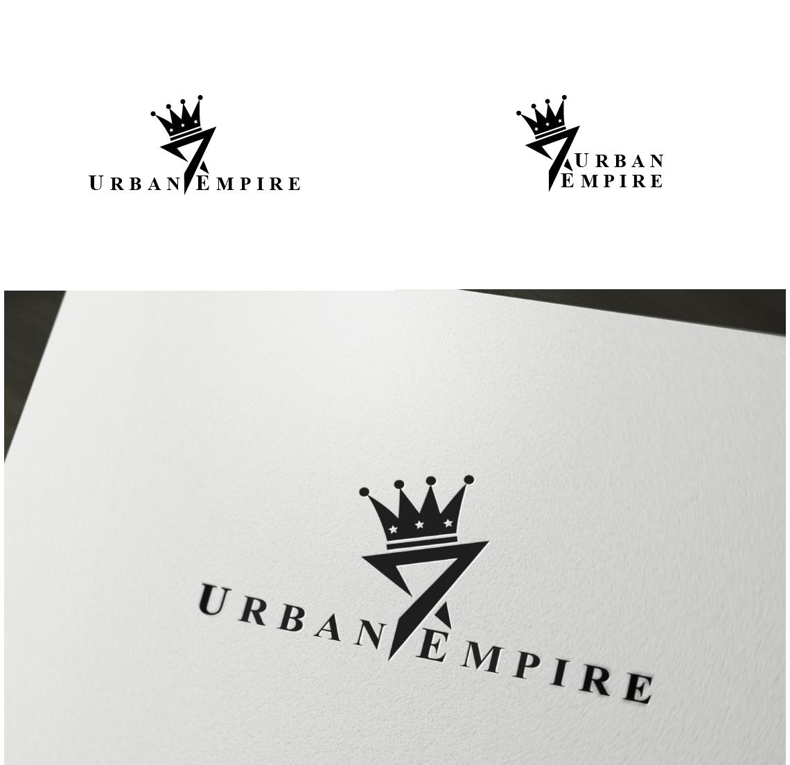 Clothing Logo Design for URBAN EMPIRE by Warliz Design ...  Clothing Logo D...