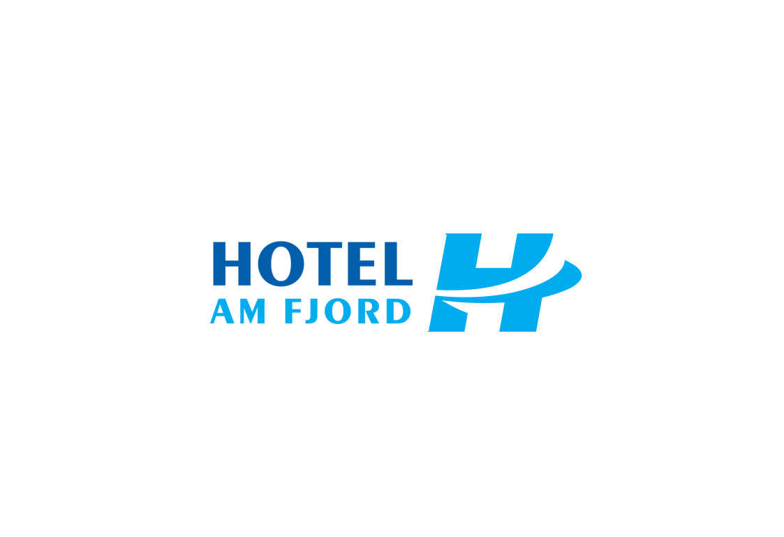Hotel logo design for hotel am fjord by saim tahib for Hotel logo design
