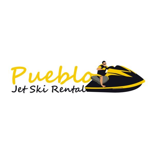 48 colorful playful logo designs for pueblo jet ski rental a