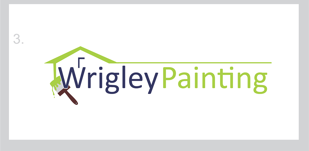 104 professional painting logo designs for wrigley