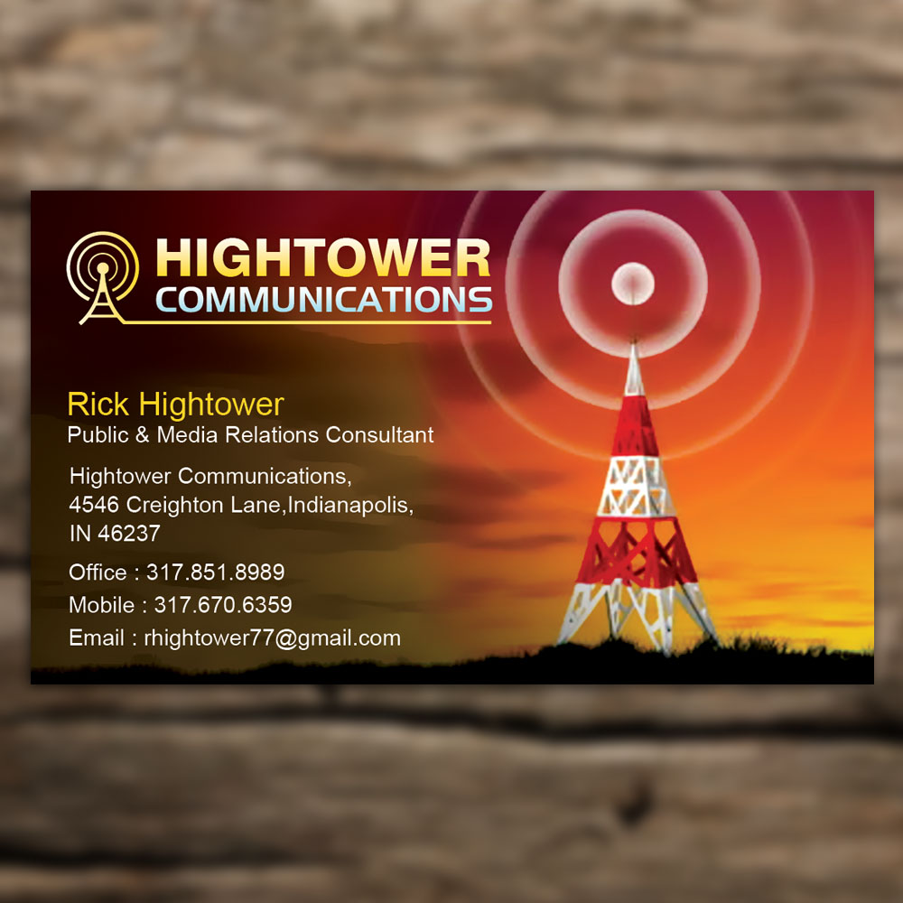 33 business card designs communications business card design business card design by sandaruwan for this project design 5109260 reheart Choice Image