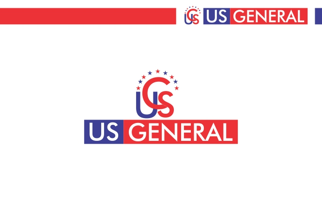 professional masculine construction logo design for us general by ks design 5092257. Black Bedroom Furniture Sets. Home Design Ideas