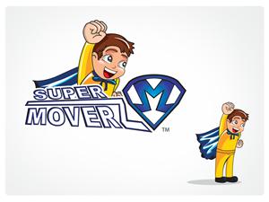 Logo Design by Vicez - Super Moverz
