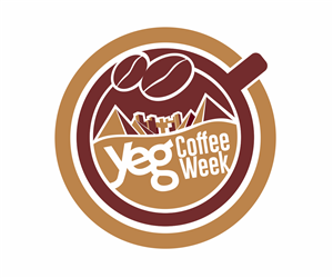 Logo Design for Edmonton Coffee Week - Canada's first week dedicated to coffee and the community that love it by Gigih Rudya