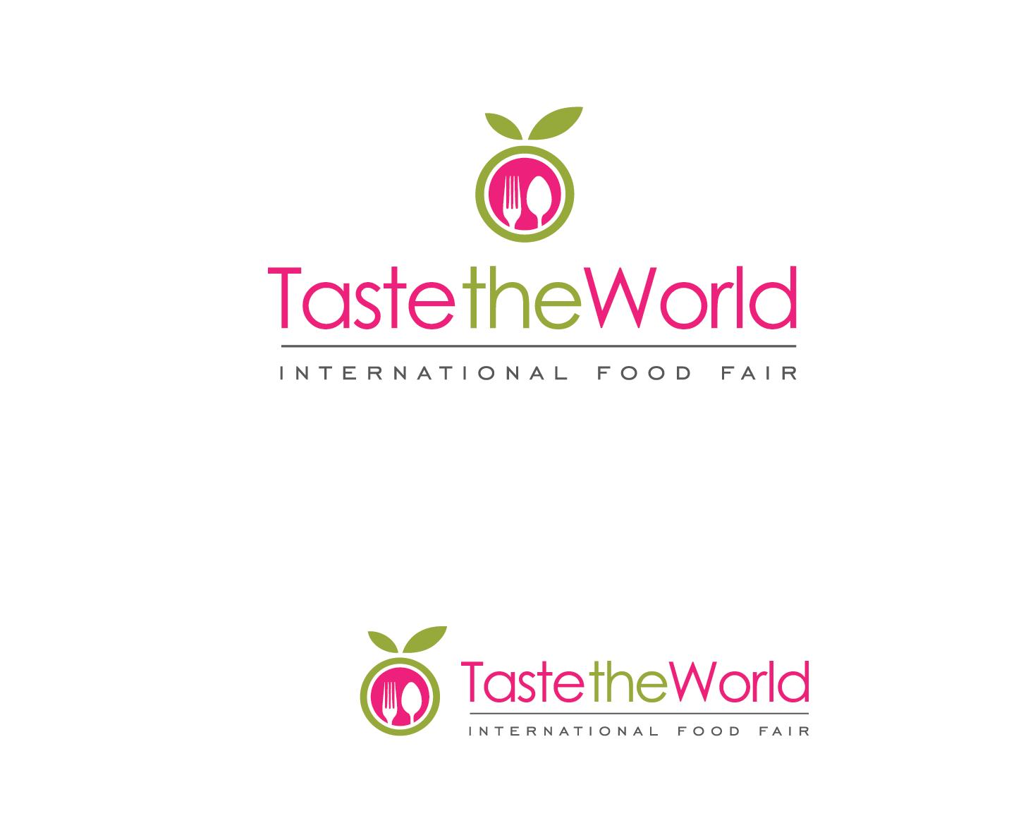 Taste the World Logo | 21 Logo Designs for Taste the World