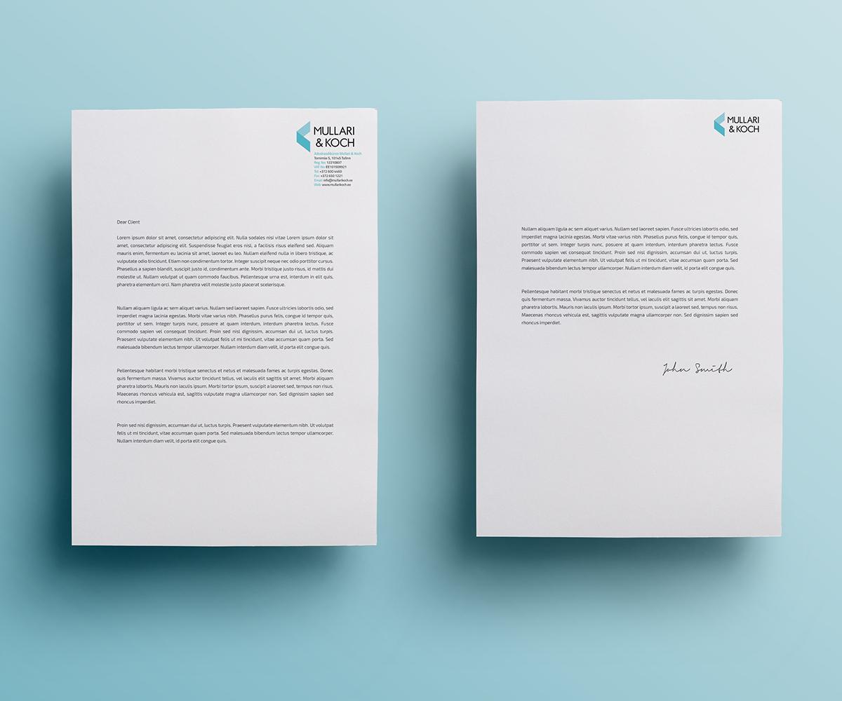 nice letterhead design nice letterhead design