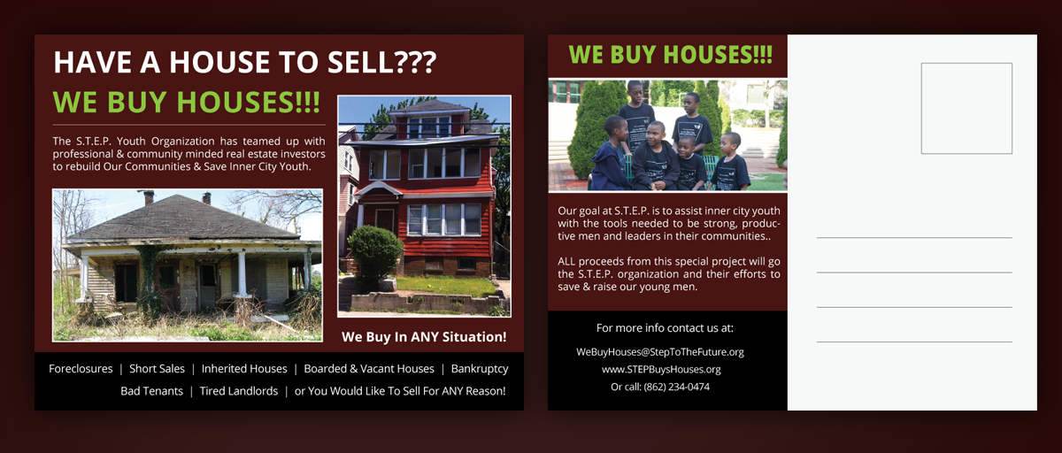 15 Professional Real Estate Postcard Designs for a Real Estate ...