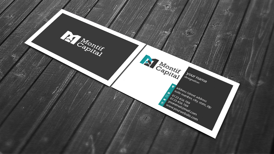 Upmarket conservative progressive business card design for a business card design by harshan for this project design 5171882 colourmoves