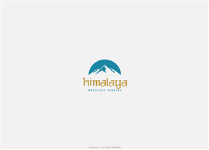 Logo Design by DLab™ - Exciting logo for an Indian restaurant