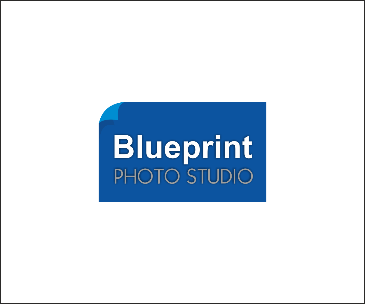 Modern bold small business logo design for blueprint photo studio logo design by artistjaswinder for this project design 5223500 malvernweather Image collections
