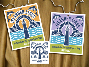 Label Design by Dexelance  - Island Fashion Business Needs a Label & Hangtag...