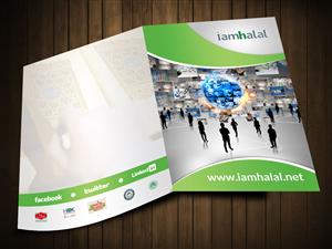 Brochure Design by ESolz Technologies - e social network with e-commerce website