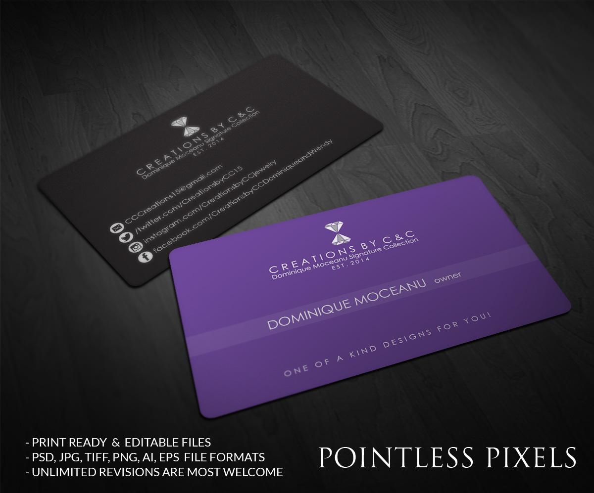 11 Simple Business Card Designs | Business Business Card Design ...