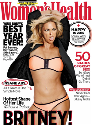 Photoshop Design by Pi - Photoshop other faces on Britney Spears' body i...