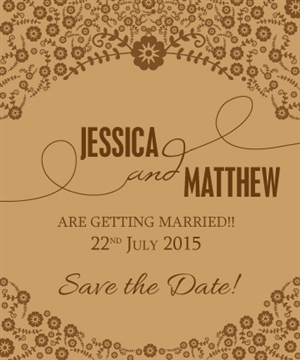 Invitation Design by BethandDesigns