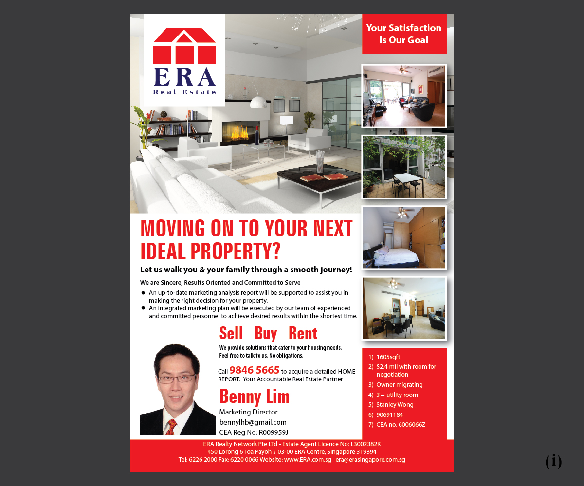 Property Management Flyer Design Galleries for Inspiration
