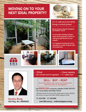 Real Estate Agent Flyer Design Galleries for Inspiration