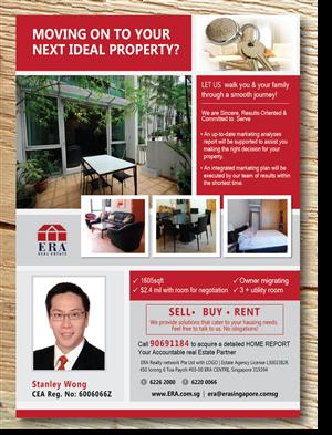Real estate agent flyer design galleries for inspiration for Design agency usa
