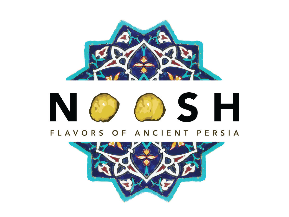 Iranian Persian Flavors Logo by Germanicus